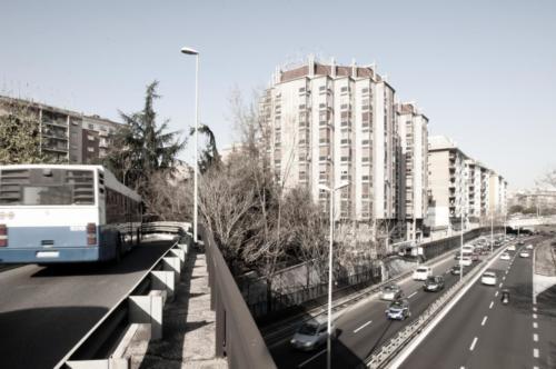Tangenziale est - Roma