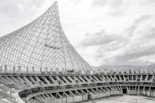 Le vele di Calatrava - Roma